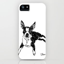 Holly Goes to Malaga iPhone Case