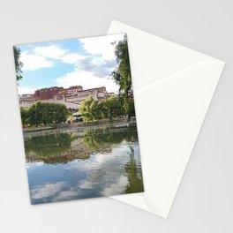 Potala Palace Tibet Stationery Cards