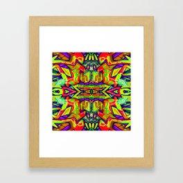 Pattern-226 Framed Art Print