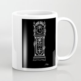 the witching hour. {blackxbone edition} Coffee Mug