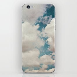 January Clouds iPhone Skin