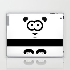 Minimal Panda Laptop & iPad Skin