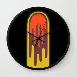 ASTEROID Wall Clock