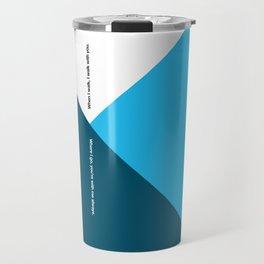 1982/2012 Blue Travel Mug