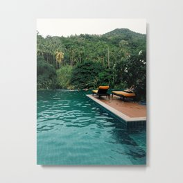 Koh Tao | Thailand Metal Print