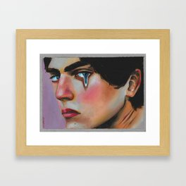Human2 Framed Art Print