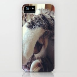 Lilo, my kitty iPhone Case