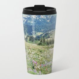Wildflower Meadow Travel Mug
