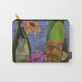 WOODINVILLE WINERIES Carry-All Pouch