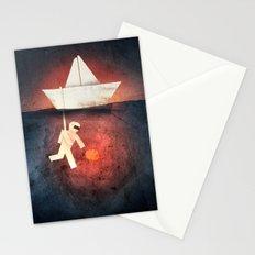 Ocean Diver Stationery Cards