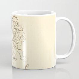 "Théophile Steinlen ""Dancer at a Café Concert"" Coffee Mug"