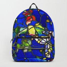 """John La Farge """"Butterflies and Foliage"""" window. 1889 (1.) Backpack"""