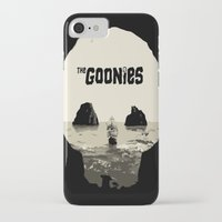 goonies iPhone & iPod Cases featuring THE GOONIES by Rocky Rock