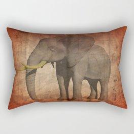 Pachydermy Rectangular Pillow
