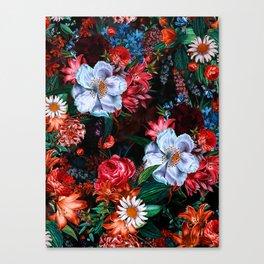 Midnight Garden XXII Canvas Print