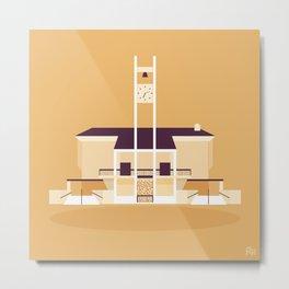 Glendale Adventist Academy Chapel Metal Print