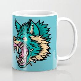 Cold Harsh Wolf Coffee Mug