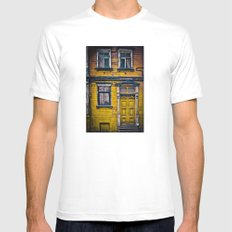 The Yellow House Mens Fitted Tee White MEDIUM