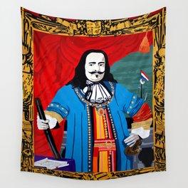 Michiel de Ruyter Wall Tapestry