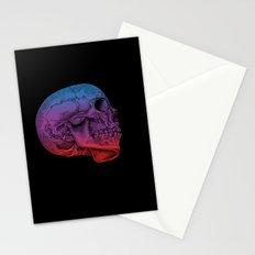 Rainbow Skull Joy Stationery Cards