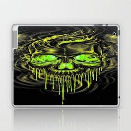 Glossy Yella Skeletons Laptop & iPad Skin