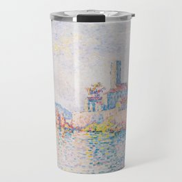 Paul Signac - The Towers at Antibes Travel Mug