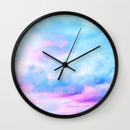 Clouds Series 2 Wall Clock