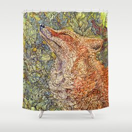 Scenting Sunshine Shower Curtain