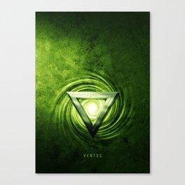 Element - Ventus Canvas Print