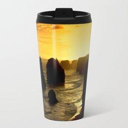 Dusk falls over the Southern Ocean Travel Mug