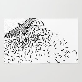 Of a feather Rug