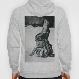 """""""Whole world in the palm"""" Hoody"""