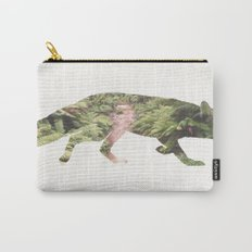 The Curious Fox Carry-All Pouch