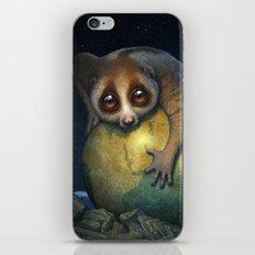 Loris Planet iPhone & iPod Skin