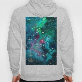 Emerald Nebula Hoody