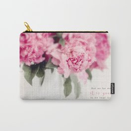 Gift Peony* Carry-All Pouch