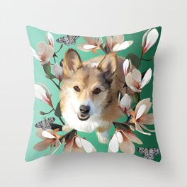 Ben Throw Pillow