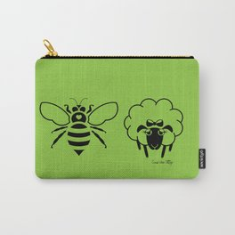 Be You (Bee Ewe) Carry-All Pouch
