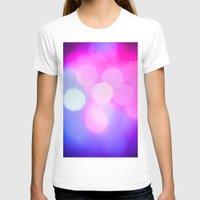 bokeh T-shirts featuring Bokeh by Mauricio Santana