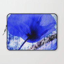 Blue Poppy vintage 222 Laptop Sleeve