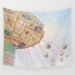 Summer Swings Wall Tapestry