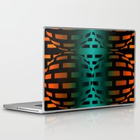 bond Laptop & iPad Skins featuring Strong Bond by Andy Readman @ AR2 Studio