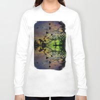 prism Long Sleeve T-shirts featuring Prism Sun by Ben Geiger