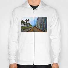 Planes, Trains, but no Automoblies Hoody