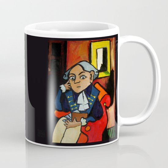 Immanuel Kant Coffee Mug