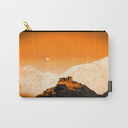 Spiral Mountain Carry-All Pouch