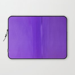 Abstract Purples Laptop Sleeve