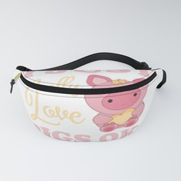 Just Really Like Pigs Fanny Pack