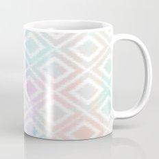 Watercolor Ikat Mug