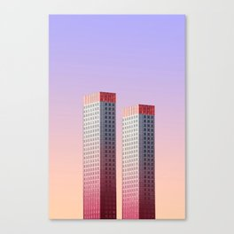 Rotterdam #society6 #decor #buyart Canvas Print